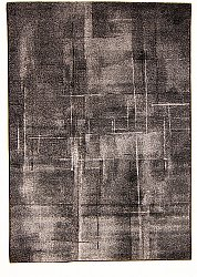 Rug 133 x 190 cm (wilton) - Sahel (grey/black/white)