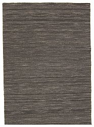 Wool rug - St. Kilda (dark grey)