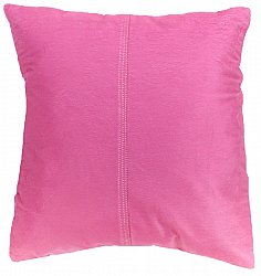 Velvet cushion (pink) (cushion cover) 45 x 45 cm