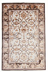 Rug 160 x 230 cm (wilton) - Eloisa (brown/grey)