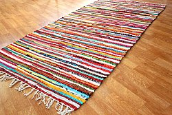 Rag rugs - Happy
