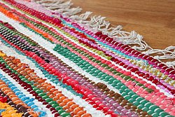 Rag rugs Large - Happy 200 x 300 cm