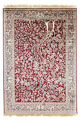 Wilton rug - Gemma (red)