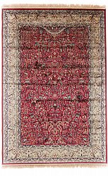 Wilton rug - Luciana (red)