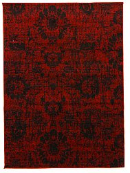Wilton rug - Mia (red)