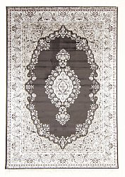 Rug 140 x 200 cm (wilton) - Battista (anthracite)