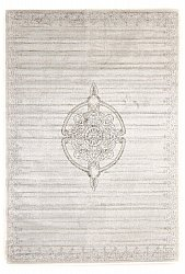 Wilton rug - Catarine (cream/silver)