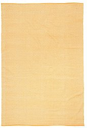 Rug 300 x 400 cm (cotton) - Marina (yellow)