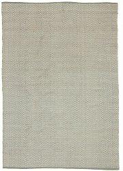 Rug 300 x 400 cm (cotton) - Marina (grey)