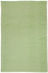 Rug 300 x 400 cm (cotton) - Marina (green)