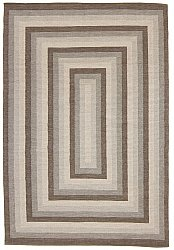 Rug 170 x 240 cm (cotton) - Chania (grey)