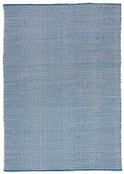 Rug 200 x 300 cm (cotton) - Marina (blue)