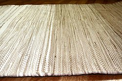 Rag rugs from Strehög of Sweden - Lisa (beige)