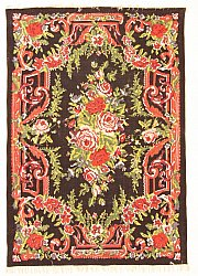 Rug 170 x 240 cm (cotton) - Rose
