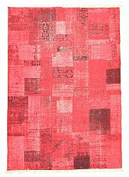 Rug 140 x 200 cm (cotton) - Marmaris (red)