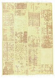 Rug 140 x 200 cm (cotton) - Bastia (green)