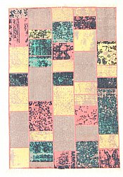 Rug 140 x 200 cm (cotton) - Bastia (multi)