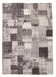 Rug 140 x 200 cm (cotton) - Bastia (grey)
