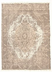 Rug 170 x 240 cm (cotton) - Bendigo (grey)