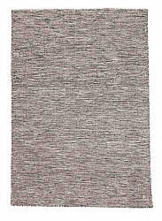 Wool rug - Mosel (anthracite)