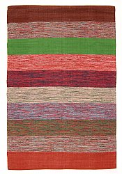 Rug 140 x 200 cm (cotton) - Florence (multi)