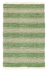 Rag rugs from Strehög of Sweden - Havtorn (green)