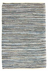 Rug 140 x 200 cm (cotton) - Nordal Design Denim (jeans)