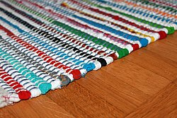 Rag rugs from Stjerna of Sweden - Emma (light)