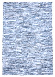 Wool rug - Wellington (blue)