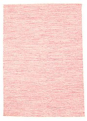 Wool rug - Wellington (pink)