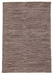 Wool rug - Wellington (black)