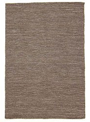 Wool rug - Wellington (brown)