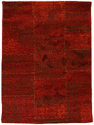 Wilton rug - Luisa (red)