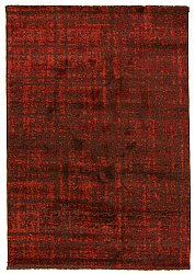 Rug 200 x 290 cm (wilton) - Giovanna (brown/orange)