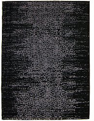 Wilton rug - Cameo (black/grey)