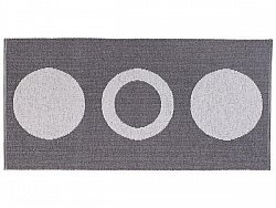 Plastic Mats - The Horredmatta Circle (grey)