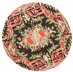 Rag rugs - Rose (round)