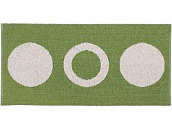 Plastic Mats - The Horredmatta Circle (green)