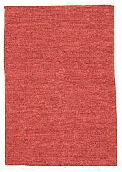 Wool rug - Wellington (red)