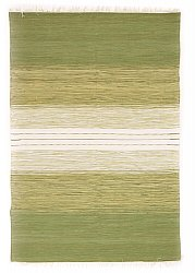 Rug 140 x 200 cm (cotton) - Lisa (light green)