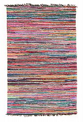 Rag rugs Large - Michigan (multi) 200 x 290 cm