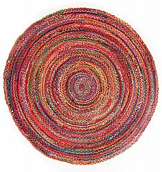 Round rug 120 cm - San Francisco (multi)