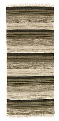Rug 140 x 200 cm (cotton) - Fylke (green)