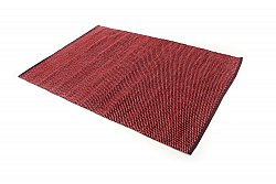 Rag rugs from Stjerna of Sweden - Tuva (red)