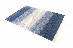 Rag rugs from Strehög of Sweden - Lisa (blue)