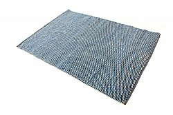 Rag rugs from Stjerna of Sweden - Tuva (blue)
