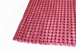 Rag rugs from Strehög of Sweden - Narvik (pink)