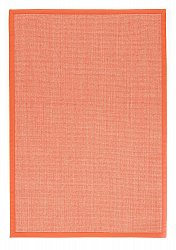 Wall-to-wall carpet (sisal) - Manaus (orange)