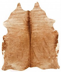 Cowhide - Classic Brown and White 21