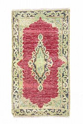 Persian rug Colored Vintage 117 x 63 cm